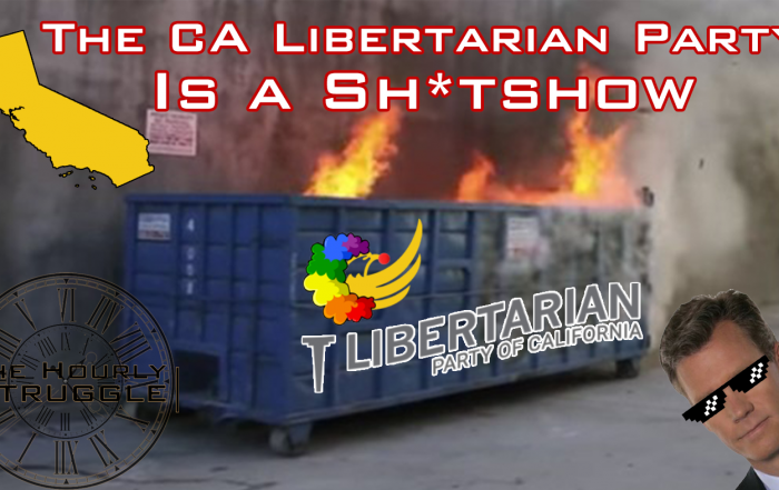 CA LP is a Shitshow