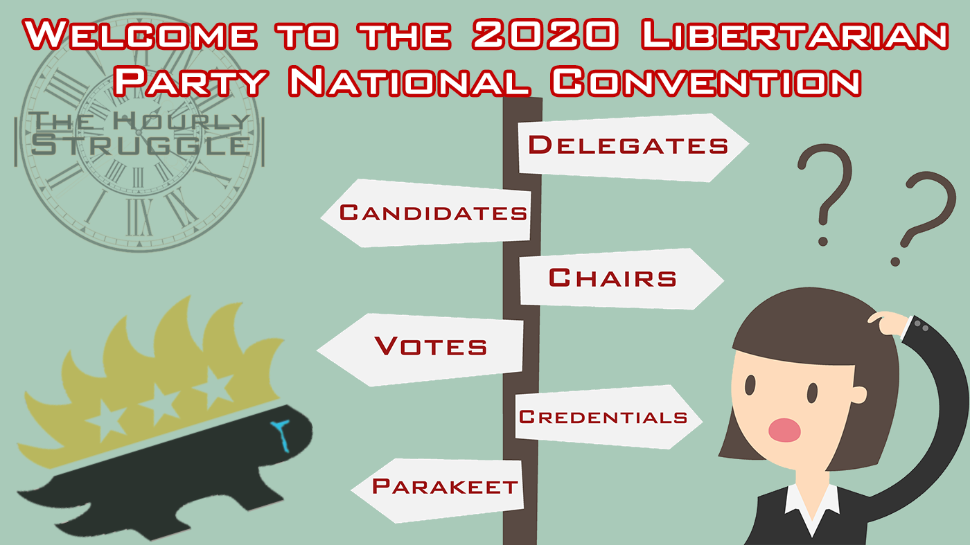 2020 LNC Welcome Title Card