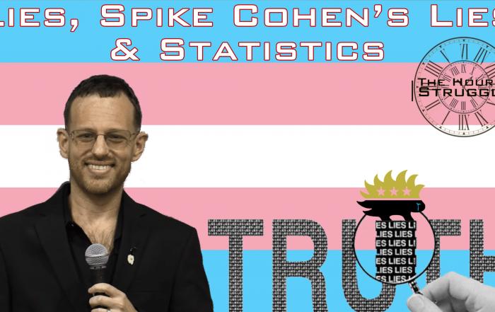 THS EP22 - Lies, Spike Cohen's Lies & Statistics